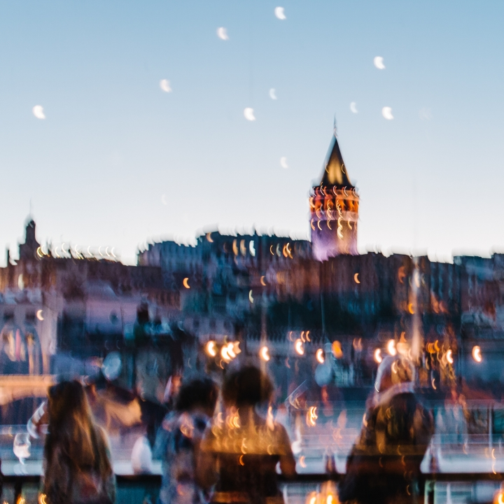 Hulya&Ozgur, Destination Wedding in Istanbul