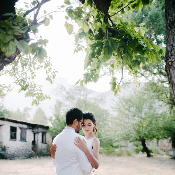 Kübra&Adil, Engagement in Spring